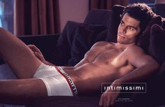 Intimissimi male Models | Luca Argentero for Intimissimi! | VGL | The Male Model Daily