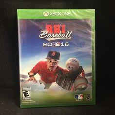 Baseball 2016, Baseball Cards, Xbox One Games, First Game