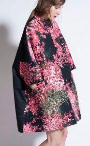 kimono in fiore