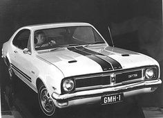 HT GTS MONARO 1969