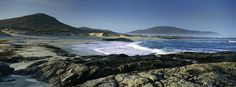 Photograph of Outer Hebrides. Hasselblad April by Landscape Photographer Craig Aitchison Isle Of Harris, Panoramic Photography, England Ireland, Outer Hebrides, Landscape Photographers, Cinematography, Beautiful Landscapes, Britain, Scotland