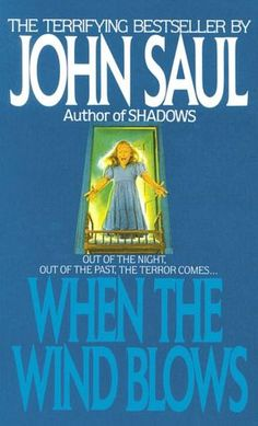 This was my first John Saul book. I've since read all of them. I really enjoy his books.