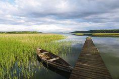 Wigierski National Park (Poland)