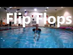 Aqua Aerobics - Flip Flops - YouTube