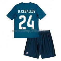 Maillot THIRD Real Madrid D. Ceballos