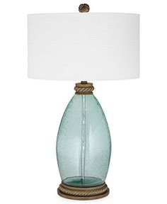 Lighting: Pacific Coast Table Lamp, Blue Lagoon - LIMITED-TIME SPECIALS - for the home - Macy's