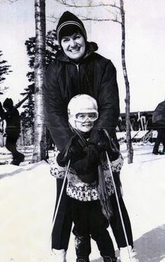 Jane Larkworthy with her mother, Midge Larkworthy.