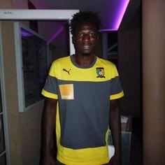 Burkina Vs Cameroun: le brassard de capitaine pour Aboubacar Vincent :: CAMEROON