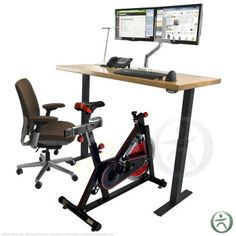 how to make your desk an upright desk