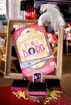 """A Star is Born"" baby shower ideas #babyshower"