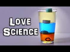 Denser Than You Think - Science Experiment - YouTube