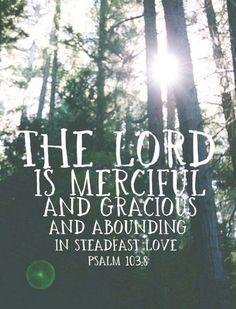 Psalm 103:8.