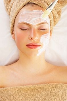 in a state of total relaxation. Call Beauty Connections Spa at 724-438-4749 to schedule a facial!