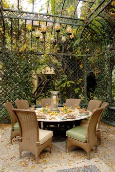 18 Amazing Outdoor Dining Room Design Ideas - Style Motivation