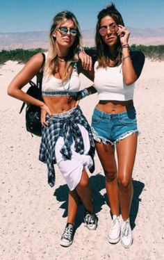 skirt sunglasses style chic cool summer top flannel short backpack converse white denim shorts crop tops sporty two-piece checked shirt flannel shirt white top white skirt crop white crop tops bralette casual shirt bag shorts