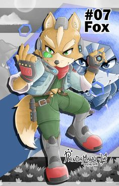 DeviantArt is the world's largest online social community for artists and art enthusiasts, allowing people to connect through the creation and sharing of art. Party Characters, Nintendo Characters, Star Fox 64, Shining Tears, Fox Mccloud, Mario Memes, Fox Games, Fox Series, Fox Drawing