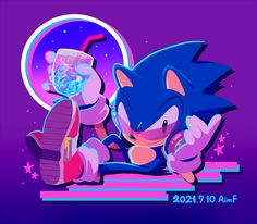 Sonic Funny, Sonic 3, Sonic And Amy, Sonic Fan Art, Sonic The Hedgehog, Classic Sonic, Japanese Video Games, Sonic Franchise, Fanart