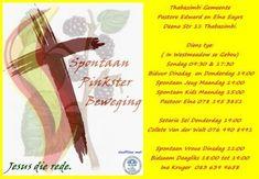 Spontaan Ministries - Gemeente