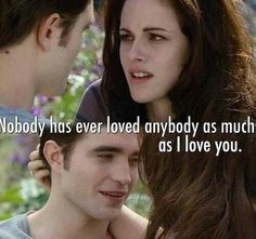 Twilight Saga - Edward & Bella