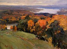 Xiangyuan Jie - View of the Hudson River