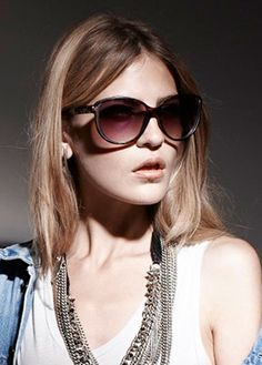 ABBEY Tortoiseshell Sunglasses by ROC Eyewear