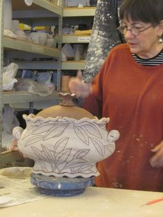 gail kendall pottery
