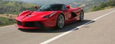 Behind the wheel of Ferrari's LaFerrari (Ferrari)
