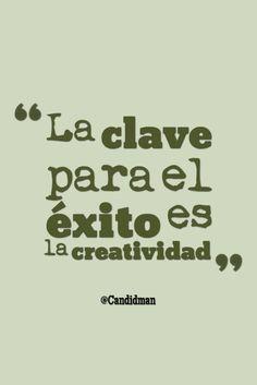 CREATIVIDAD!!