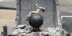 Miley Cyrus: Nude in 'Wrecking Ball' Video - WATCH NOW!: Photo Check out the official music video for Miley Cyrus' latest song Miley Cyrus, Funny Videos, Dog Films, Reddit Funny, Australian Actors, Meme Center, Photoshop, Terry Richardson, Sound Design