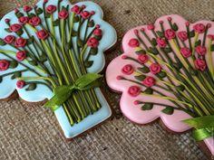 """Купить Пряник на 8 марта """"Букет роз"""" - оригинальный подарок - подарок на 8 марта"""