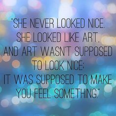 Best Love Quotes : Such a beautiful quote from the book Eleanor & Park. - Quotes Sayings Lyric Quotes, Book Quotes, Me Quotes, Honest Quotes, Crazy Quotes, Random Quotes, Qoutes, Lyrics, The Words
