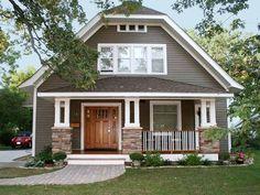 Exterior Remodel Best House Colors Paint Color Combinations