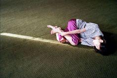 sometimes i feel like randomly lying on the floor