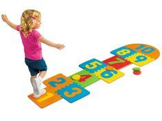Heavy-Duty Hopscotch Puzzle Mats