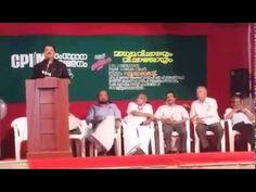 Super SPEECH: M.V Nikesh Kumar @ CPM Media Seminar