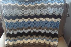 Baby teppe Blanket, Crochet, Bed, Stream Bed, Ganchillo, Blankets, Beds, Cover, Crocheting