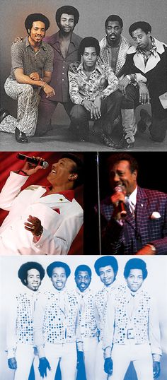 Richard Allen Street (October 5, 1942 - February 27, 2013) was an American soul and R & B singer, most notable as a member of the Motown vocal group The Temptations from 1971 to 1993. In the late 1960s, Street often toured with The Temptations and sang Paul Williams' parts from off-stage, while Williams, who was suffering from alcoholism and sickle-cell disease, danced and lip-synched onstage. Street was married to The Velvelettes' lead singer Carolyn Gill from 1969 to 1983.
