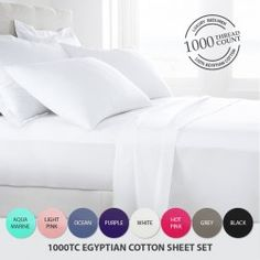 Buy wool quilt, quilt covers, sheet sets, mattress topper, underlays and bed linen products such as doona covers and sheets. Luxor Linen offers 100% customer satisfaction and a 5 year warranty. http://www.luxorlinen.com.au/