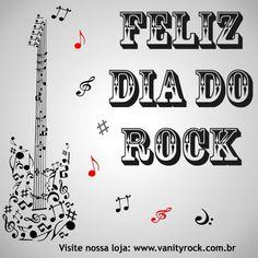 A Vanity Rock deseja um ótimo domingo a todos.  Acesse: www.vanityrock.com.br