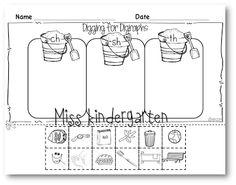 """Digging For Digraphs"" (from Miss Kindergarten)"