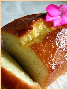 The Best Yogurt Cake Recipe From Baking From My Home To Yours By Dorie Greenspan (Cream Puff In Venice) Veggie Recipes, Sweet Recipes, Cake Recipes, Cooking Recipes, Gateau Cake, Dorie Greenspan, Yogurt Cake, Coco, Sweet Tooth