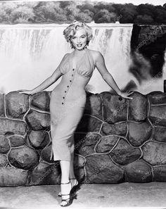 Marilyn Monroe portrait film Niagara 654-13