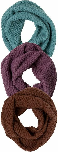 Love all of these colors !! prAna Viola Infinity Scarf