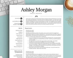 Modern resume template professional resume template for word and modern resume template professional resume template for word and pages 1 2 and 3 page resume template cover letter instant download by land yelopaper Image collections
