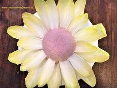 Fiore di indivia con mousse di prosciutto cotto | Cuginette sul gâteau