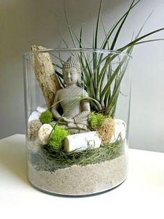 Regalo terrario vidrio florero vida por omorfigiadesigns en Etsy