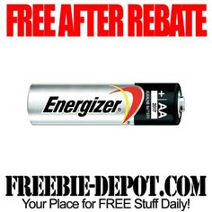 FREE Batteries exp 12/29