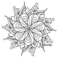 ColorFly #Freebie Relaxing with coloring in this #Mandala world.  You now can download and print the picture to color on your free time! Get full picture at our Facebook page.  Like it and share it with your friends who love coloring! Looking forward to see your masterpiece!  #Colorfly#Colorflyapp#sharing#withlove#coloringbookforme#drawing #love#coloring#fun ##coloringbook #mypassion #artbeauty #arttherapy #culture #goodday #timetorelax #autumn #art #painting