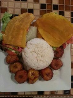 Authentic Dominican Food..., ,
