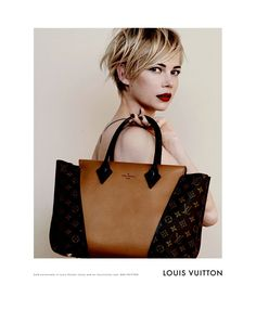Michelle Williams for Louis Vuitton 2013